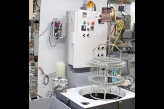 白金メッキ装置(H28.10導入)
