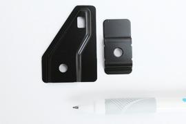カチオン電着塗装(黒)/自動車内装部品